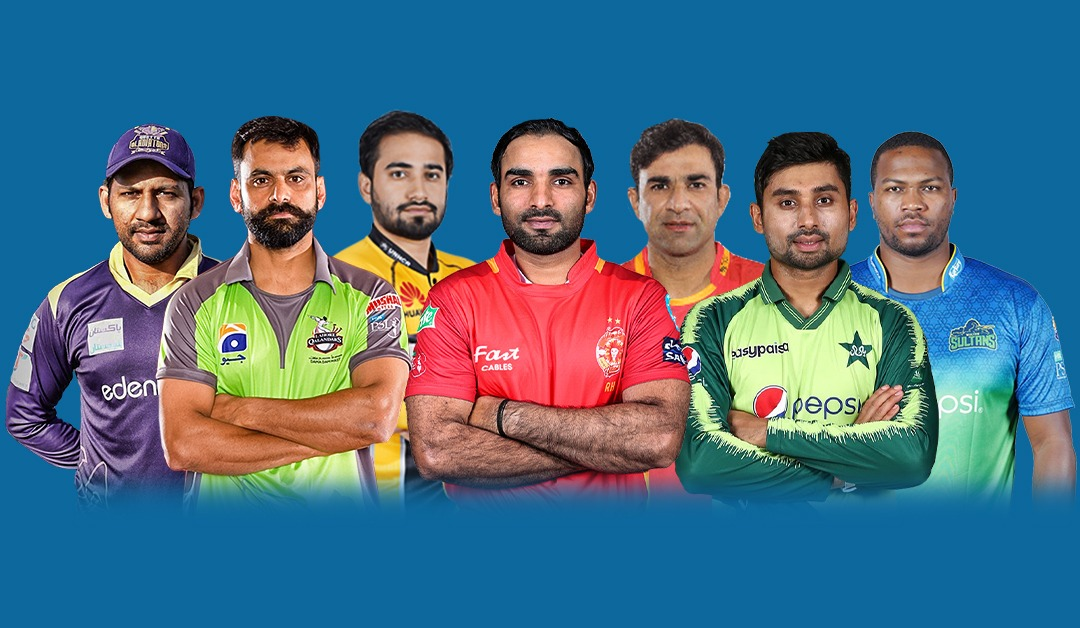 22 ICA players who were part of HBL PSL 6