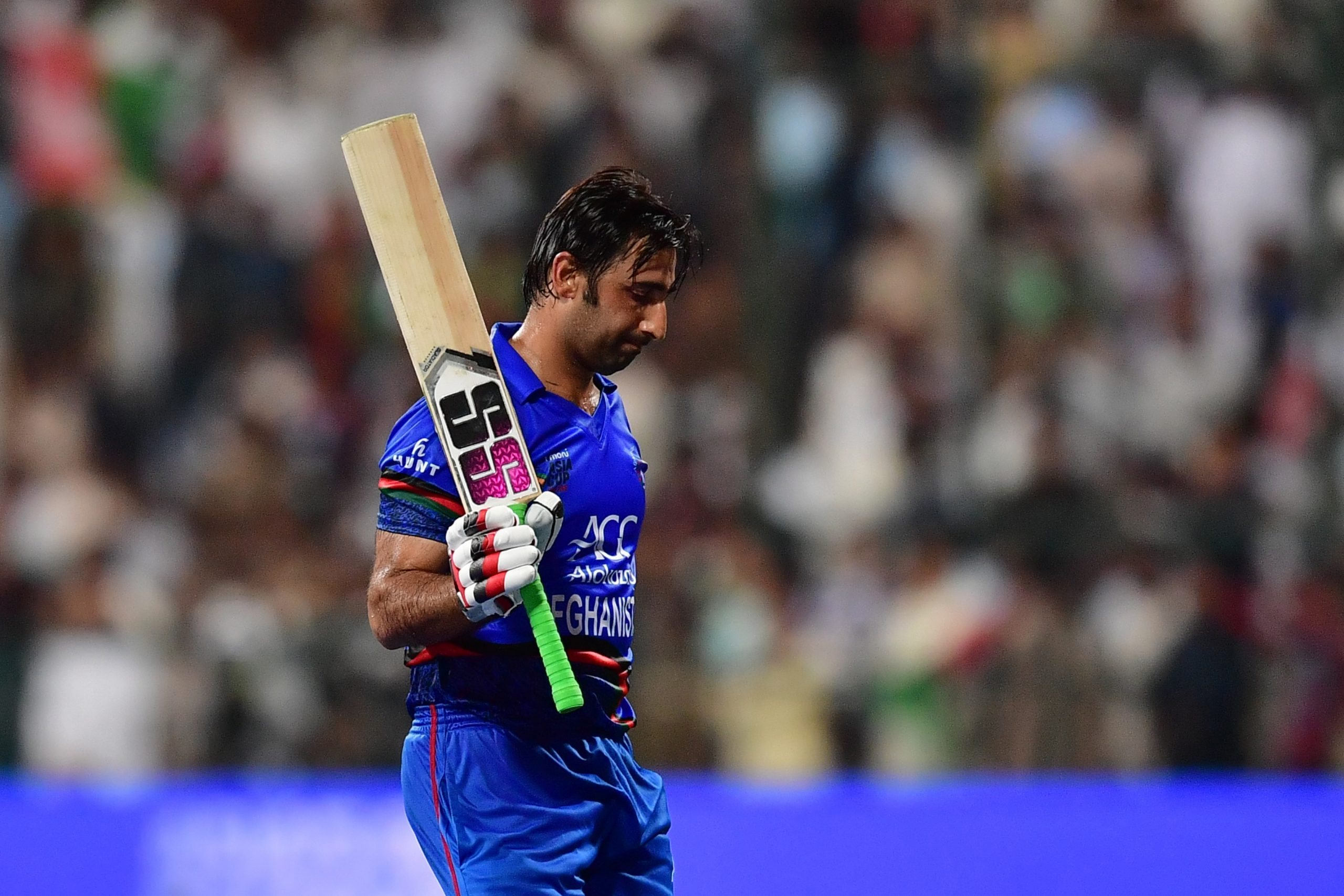 Asghar Afghan, one of the most successful T20I Captains