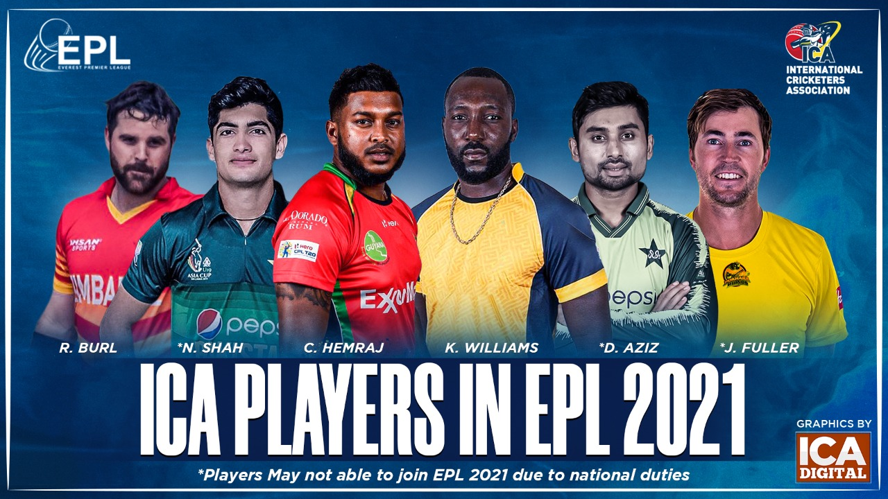 ICA players who could, couldn't go in Everest Premier League