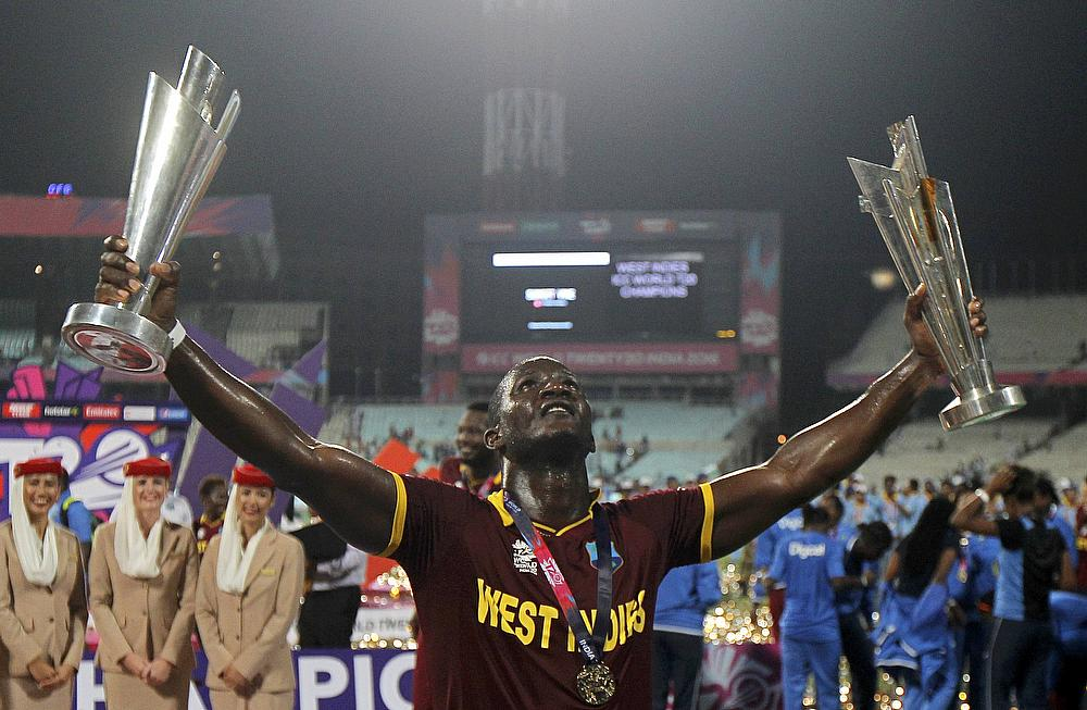 Darren Sammy, one of the most successful T20I Captains